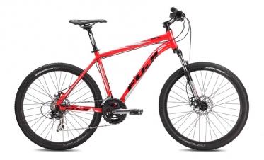 Велосипед Fuji NEVADA 1.9 D USA A-2-SL алюминий р.21 (цвет красный)
