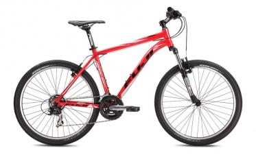 Велосипед Fuji Nevada 1.9 V USA A-2-SL алюминий р.21 (цвет красный)