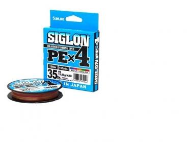 Шнур Sunline Sunline Siglon PE X4 Multi color