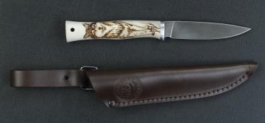 Нож Zhereh (Лосиный рог) (Малыш)